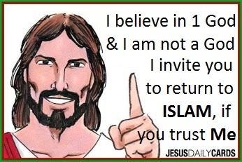 jesus moslem