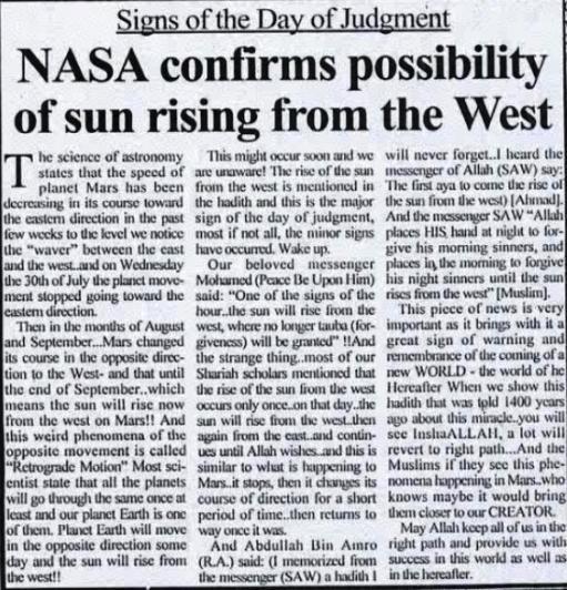 NASA-TEKS