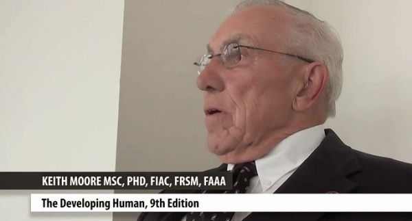 DR. KEITH L. MOORE MSc, PhD, FIAC, FSRM