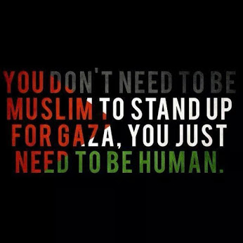 humanity for palestinians
