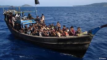 penyelamatan pengungsi muslim rohingya oleh nelayan aceh